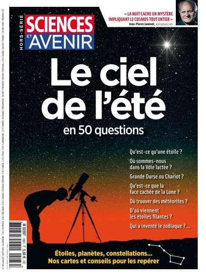 Sciences et Avenir Hors-Série - Juillet/Août 2016