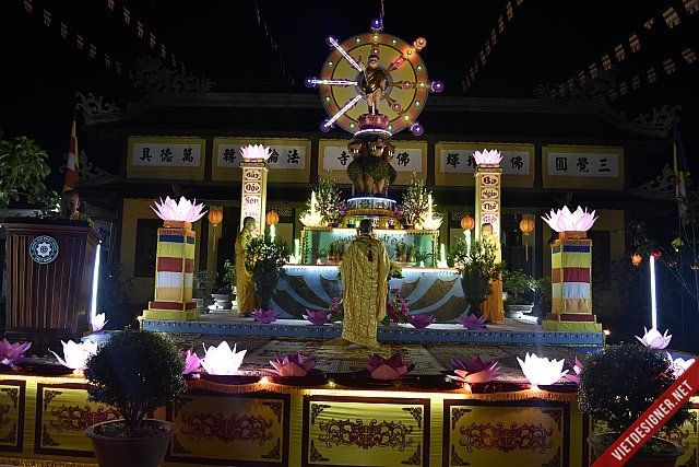 Nam Đông:Phật giáo Nam Đông trang nghiêm tổ chức Lễ Mộc dục nhân mùa Phật Đản PL 2562