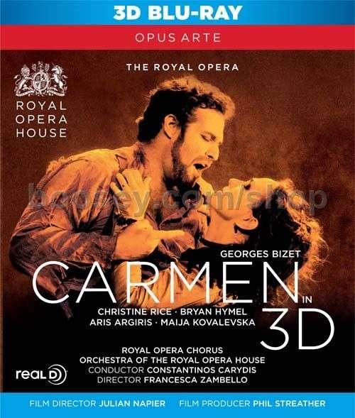 Carmen 3D Royal Opera House (2011) Iso Bluray 3D Full AVC Sub Ita