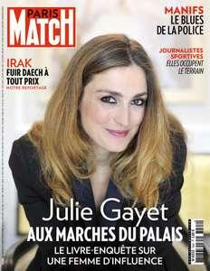 Paris Match du 4 au 11 Mai 2016