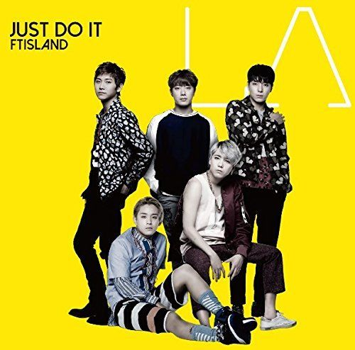 FTISLAND – Just Do It (Japanese Mini Album) K2Ost free mp3 download korean song kpop kdrama ost lyric 320 kbps