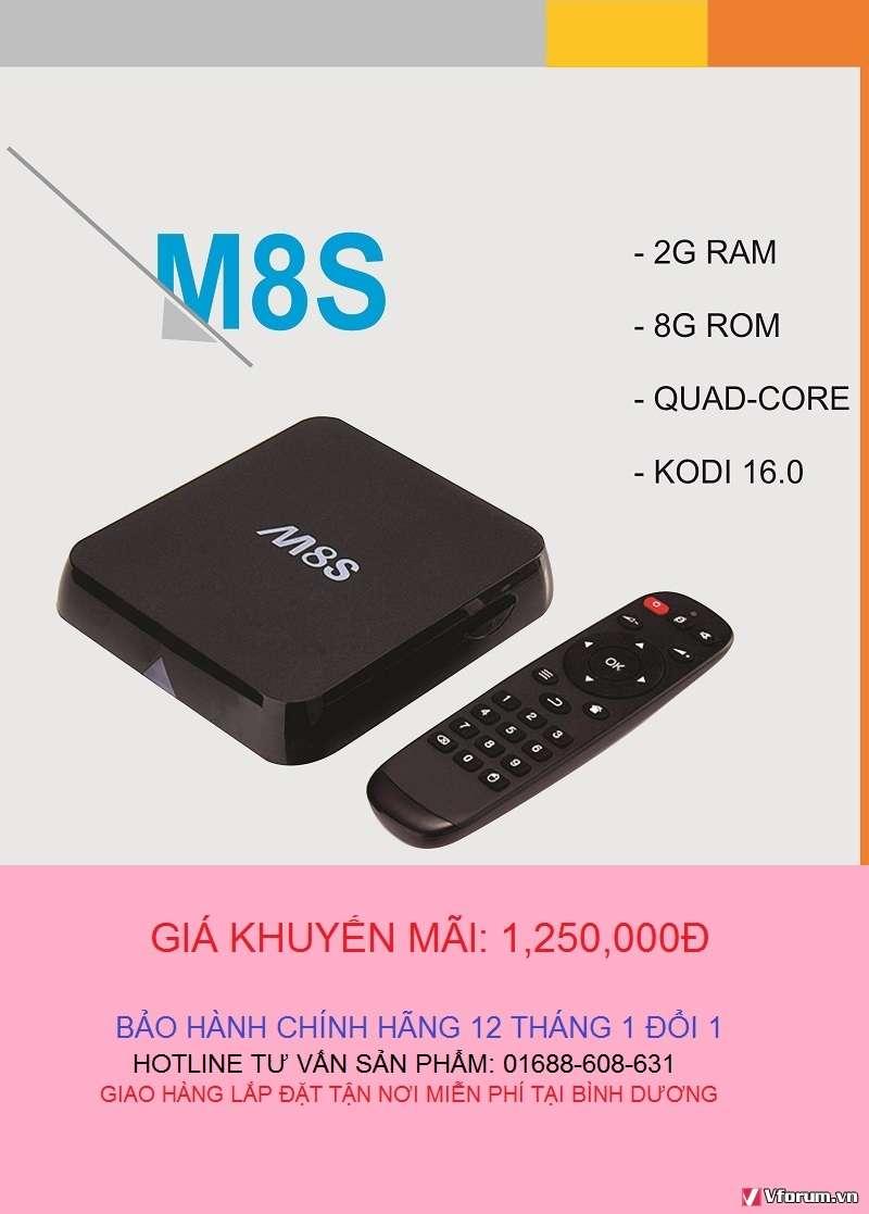 Khuyến mãi khi mua ti vi box tặng ngay USB 8GB - 164726