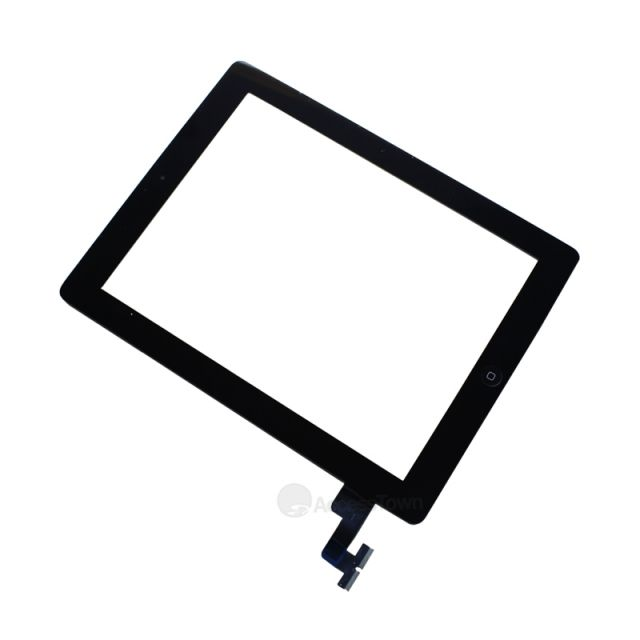 Nên thay mới mặt kính hay cảm ứng iPad khi bị rơi vỡ
