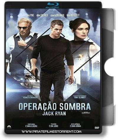 Operação Sombra – Jack Ryan