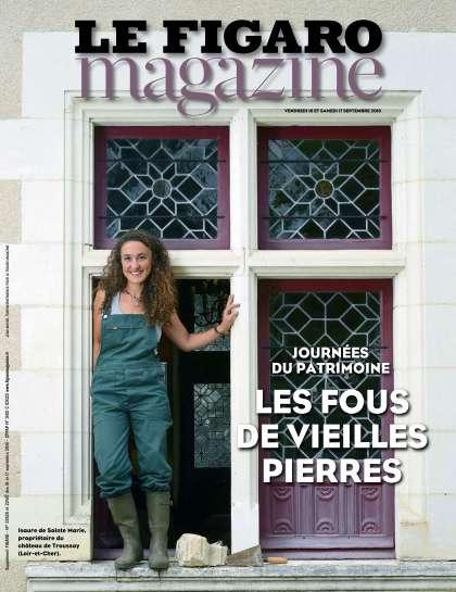 Le Figaro Magazine - 16 Septembre 2016