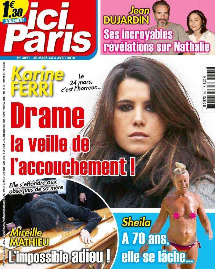 Ici Paris 3691 - 30 Mars au 5 Avril 2016