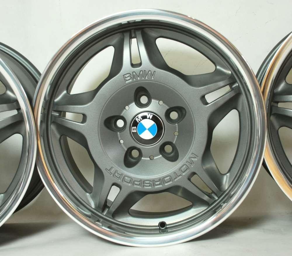 Bmw Z3 Gt: BMW E36 M3 GT Felgen Styling 24 Motorsport Doppelspeiche