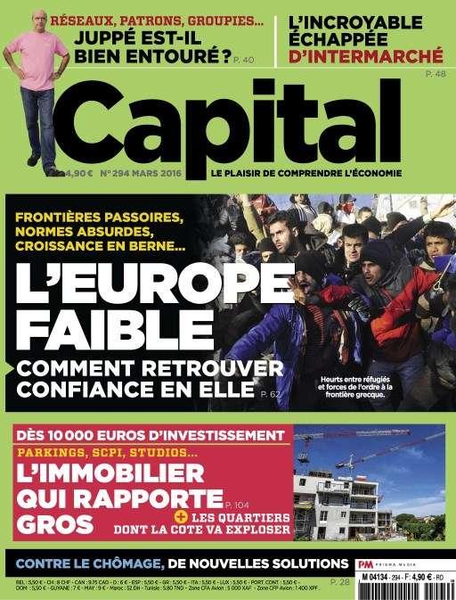 Capital 294 - Mars 2016