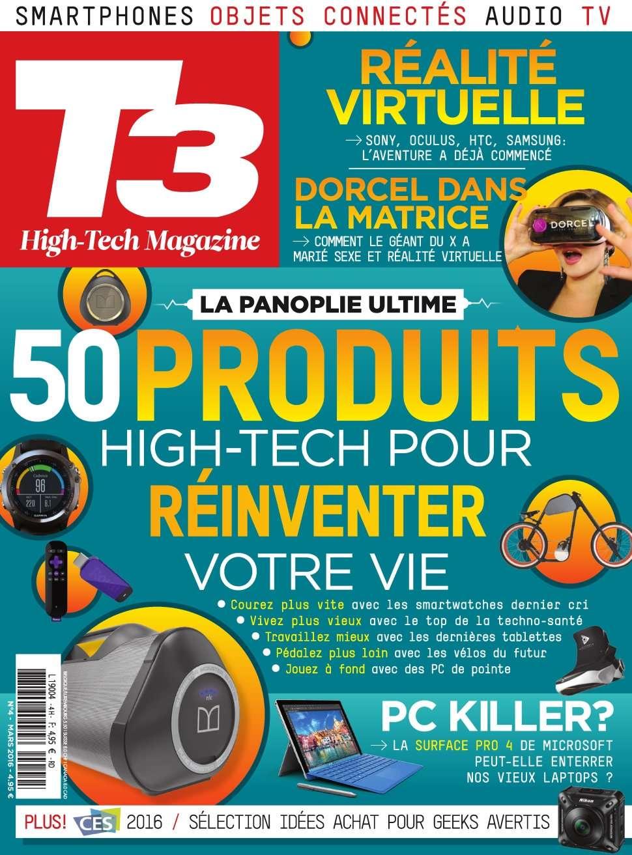 T3 Hight Tech Magazine 4 - Mars 2016