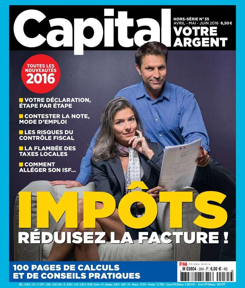 Capital Hors-Série - Avril-Juin 2016