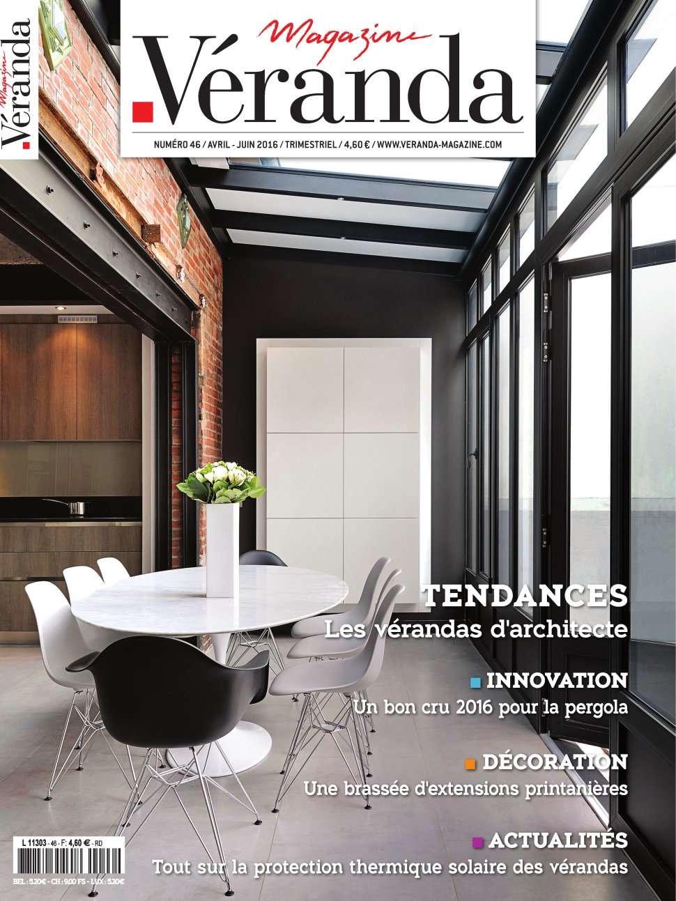 Veranda Magazine 46 - Avril/Juin 2016