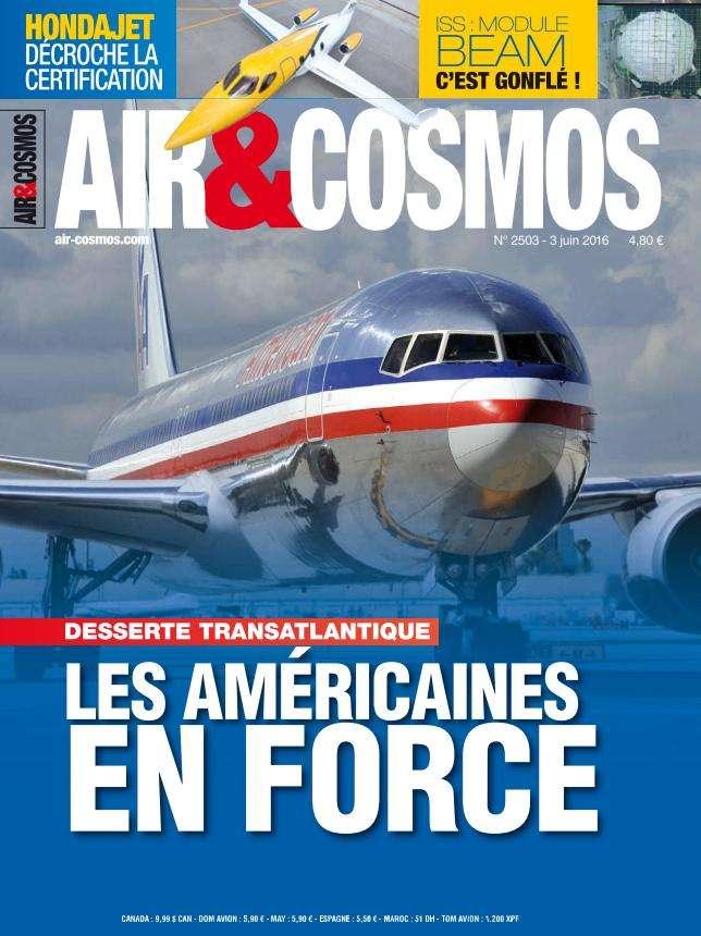 Air & Cosmos 2503 - 3 au 9 Juin 2016