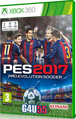 [XBOX360] Pro Evolution Soccer 2017 (2016) - FULL ITA