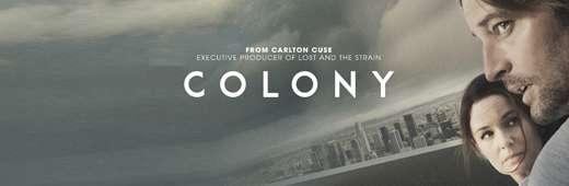 Colony - Sezon 1 - 720p HDTV - Türkçe Altyazılı