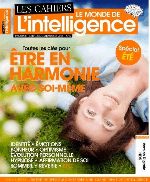 Les Cahiers du Monde de l'Intelligence 5