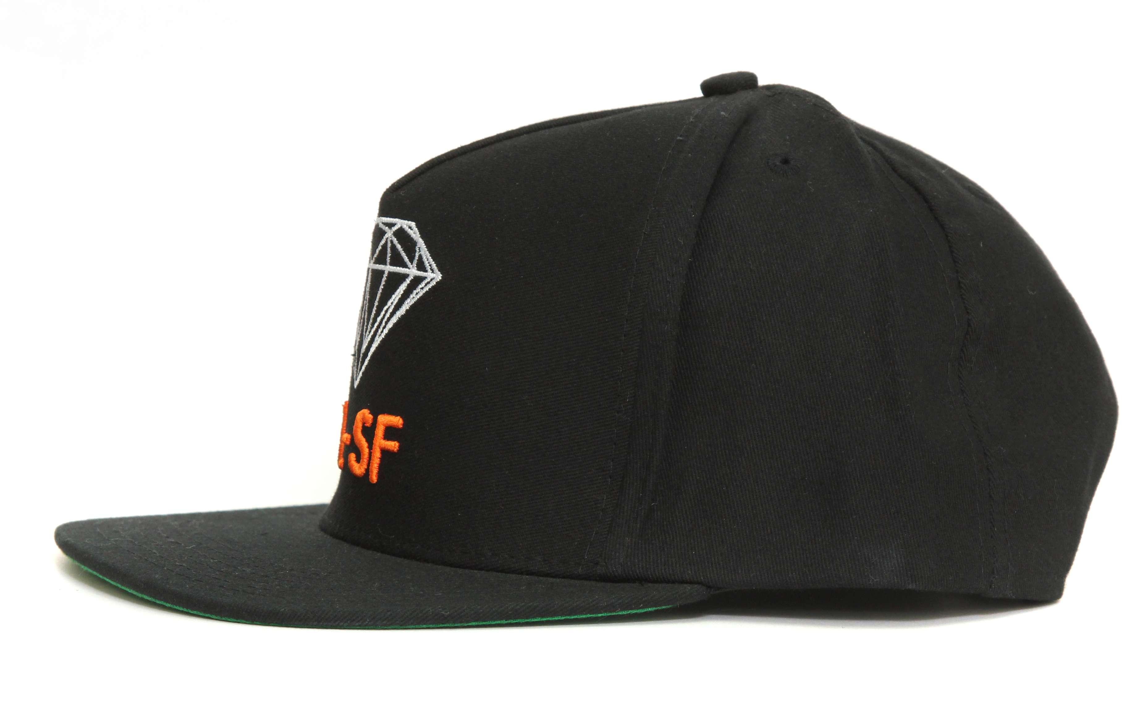Men/'s DL-SF Snapback Hat Diamond Supply Co