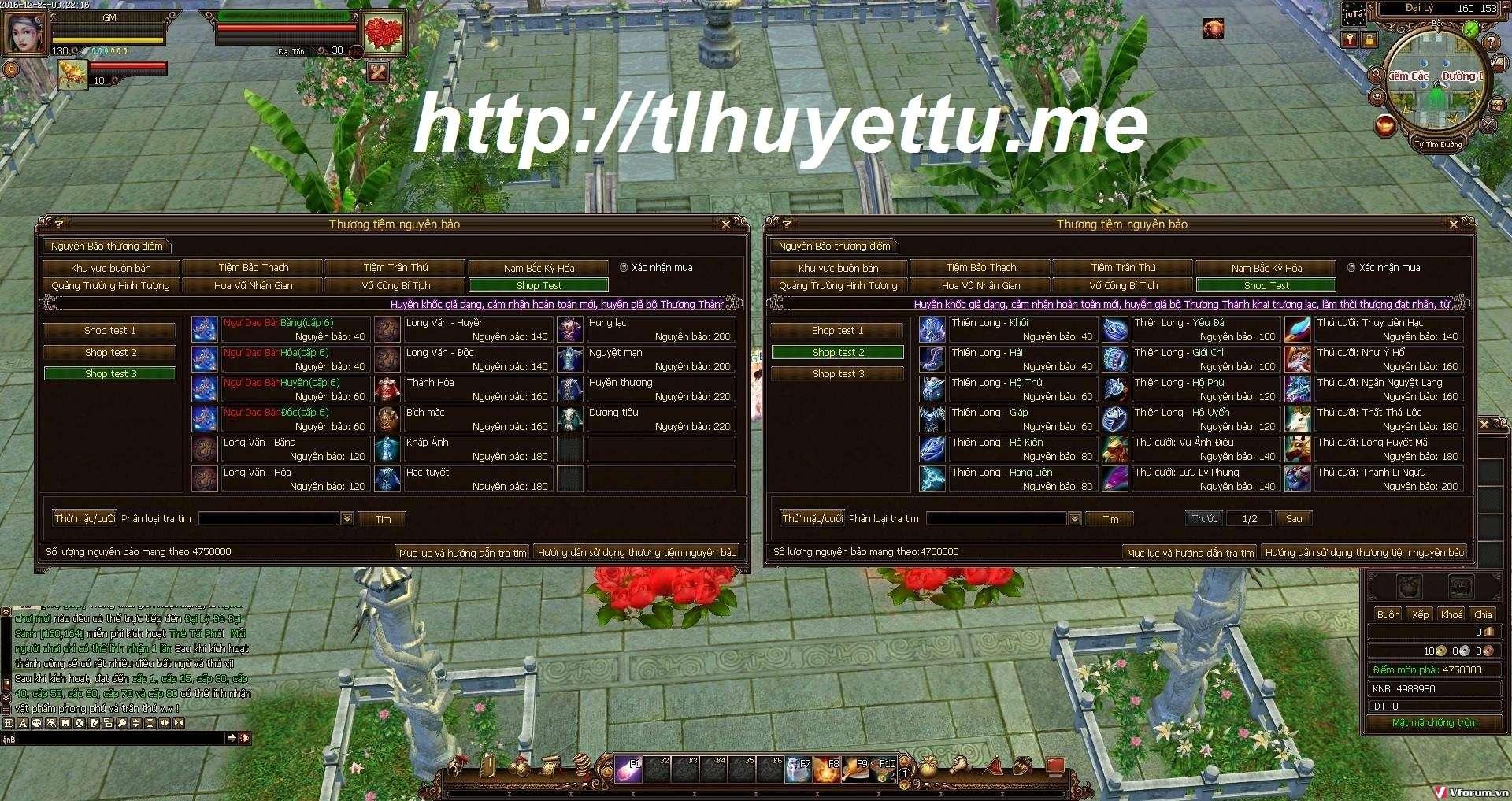 TL HUYẾT TỬ - Cs 3.0 MIỄN PHÍ - OPEN 19H30 T3 14/08 - SĂN TẤT CẢ, DMP, SET VIP - NHẬN