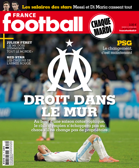 France Football - 12 Avril 2016