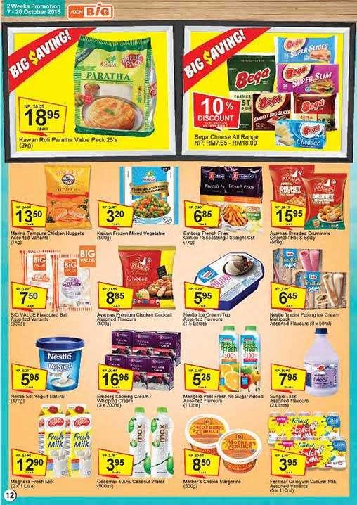 Aeon Big Catalogue (7 October - 20 October 2016)