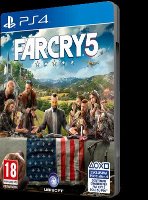 [PS4] Far Cry 5 (2018) - FULL ITA