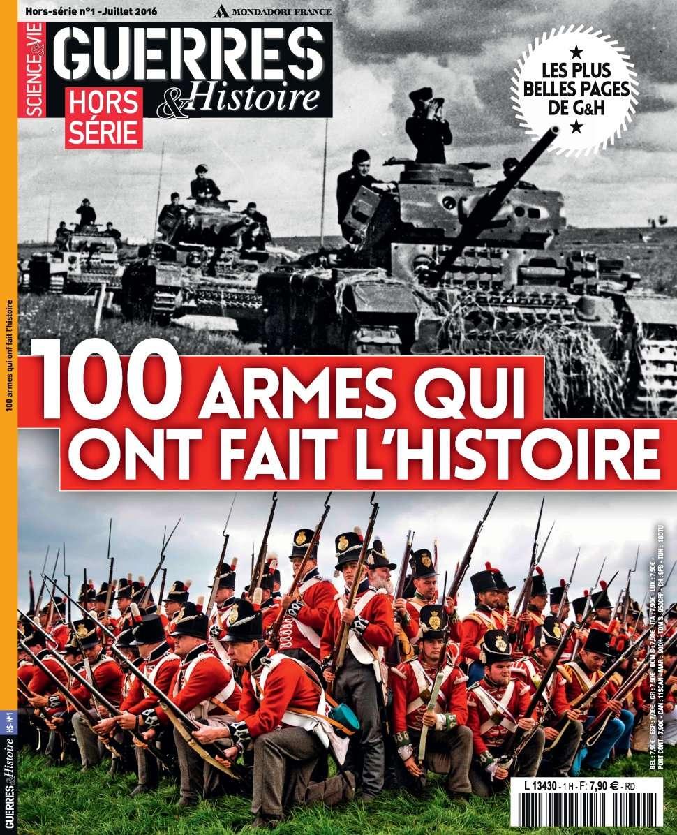 Science & Vie Guerres & Histoire Hors Série 1 - Juillet 2016