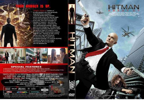 Hitman: Agente 47 Torrent - BluRay Rip 720p | 1080p Dual Áudio 5.1
