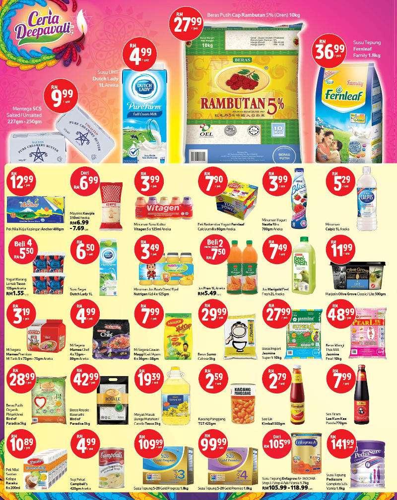 Tesco Malaysia Weekly Catalogue (13 October - 19 October 2016)