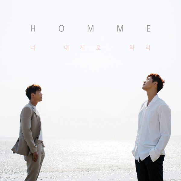Homme (Changmin & Lee Hyun) - Just Come To Me K2Ost free mp3 download korean song kpop kdrama ost lyric 320 kbps