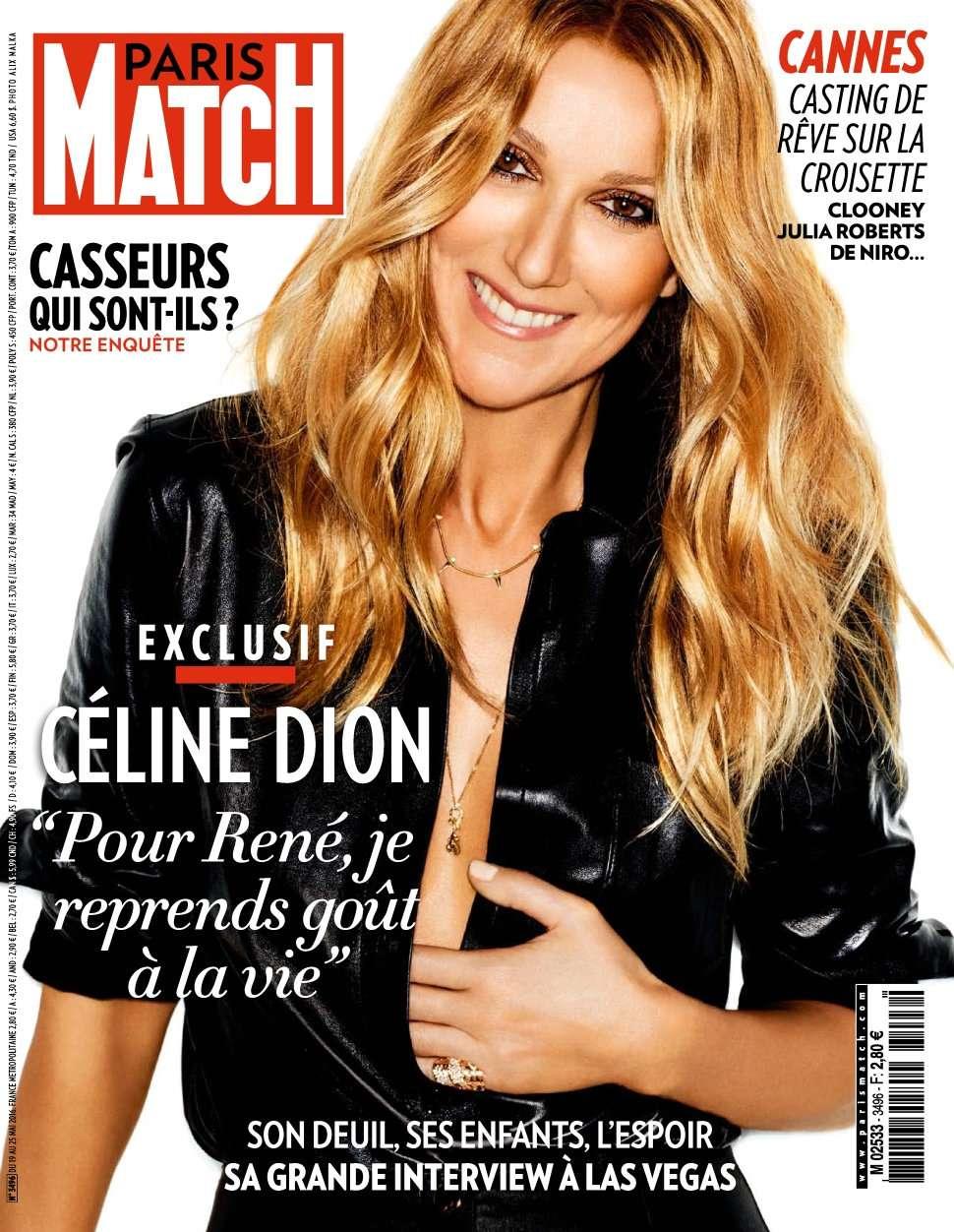 Paris Match 3496 - 19 au 25 Mai 2016