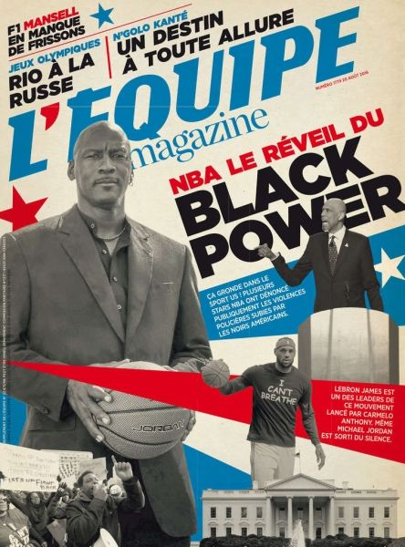 L'Equipe Magazine - 20 Août 2016