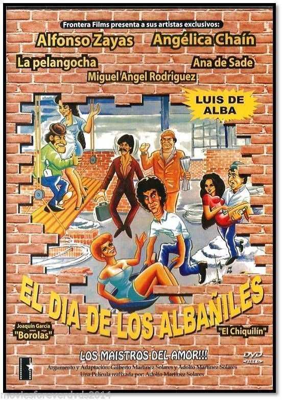 El Dia De Los Albañiles (1984) (DVD5)