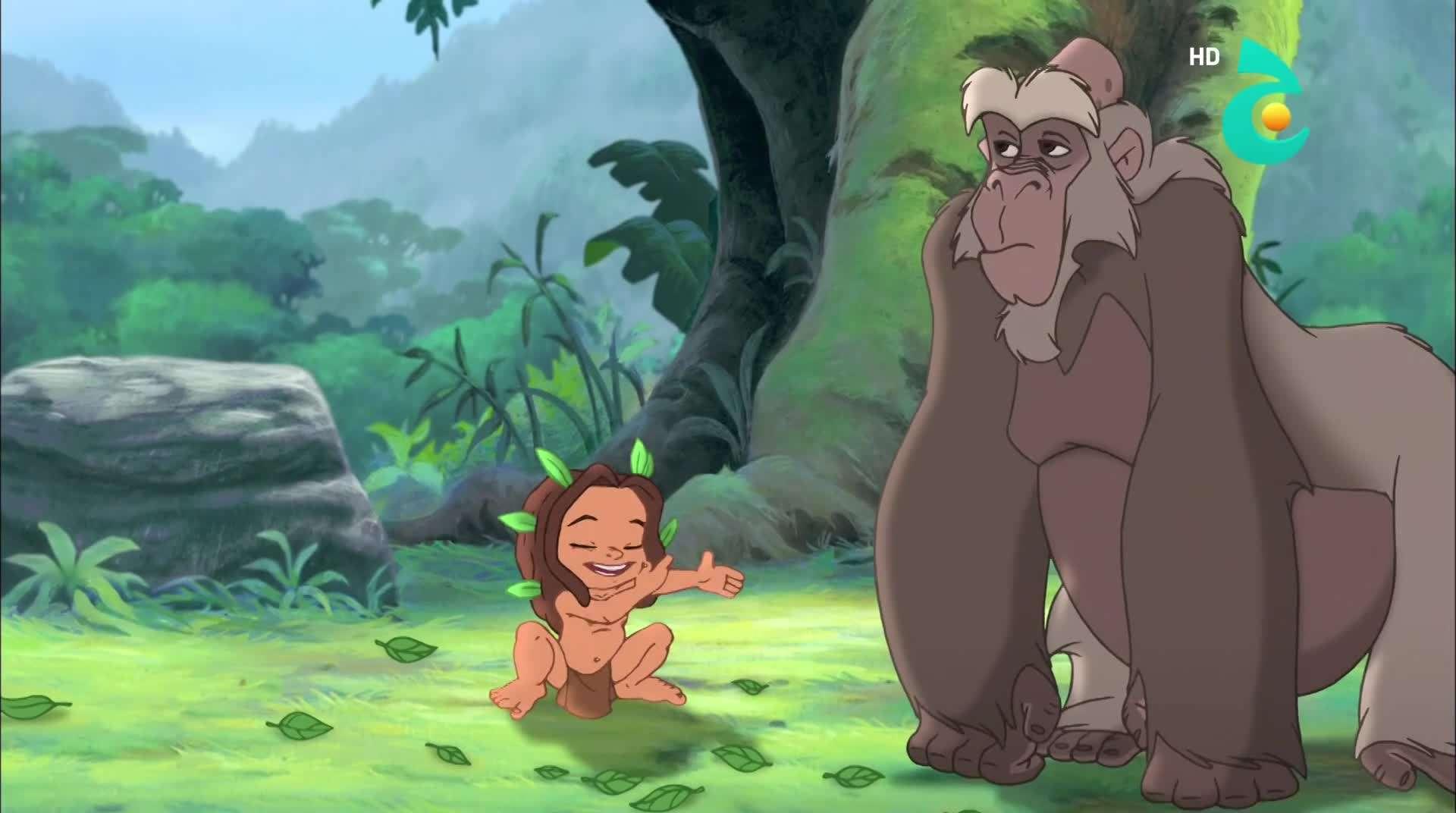 طرزان الجزء الثاني Tarzan II (2005) HDTV 1080p تحميل تورنت 8 arabp2p.com