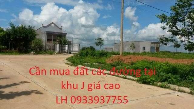 Cần mua đất khu J Mỹ Phước 3