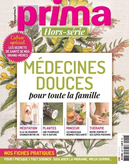 Prima Hors-Série 39 - Mèdecines douces pour toute la famille