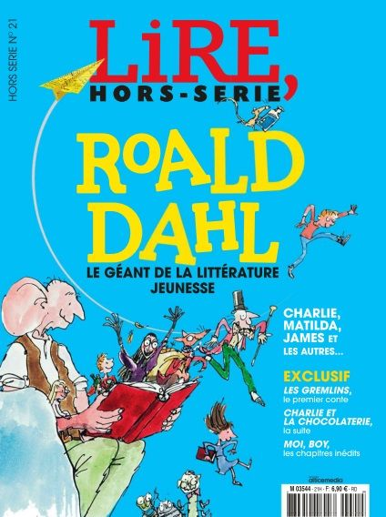Lire Hors-Série 21 - 2016