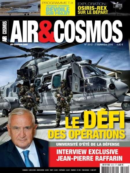 Air & Cosmos - 2 Septembre 2016