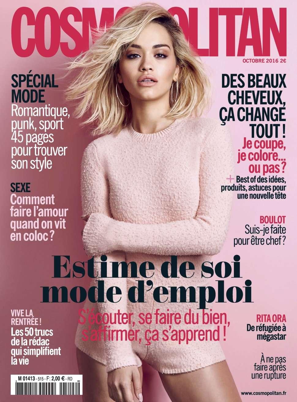 Cosmopolitan 515 - Octobre 2016