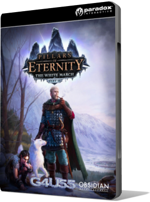 Pillars of Eternity The White March Part II DOWNLOAD PC SUB ITA (2016)