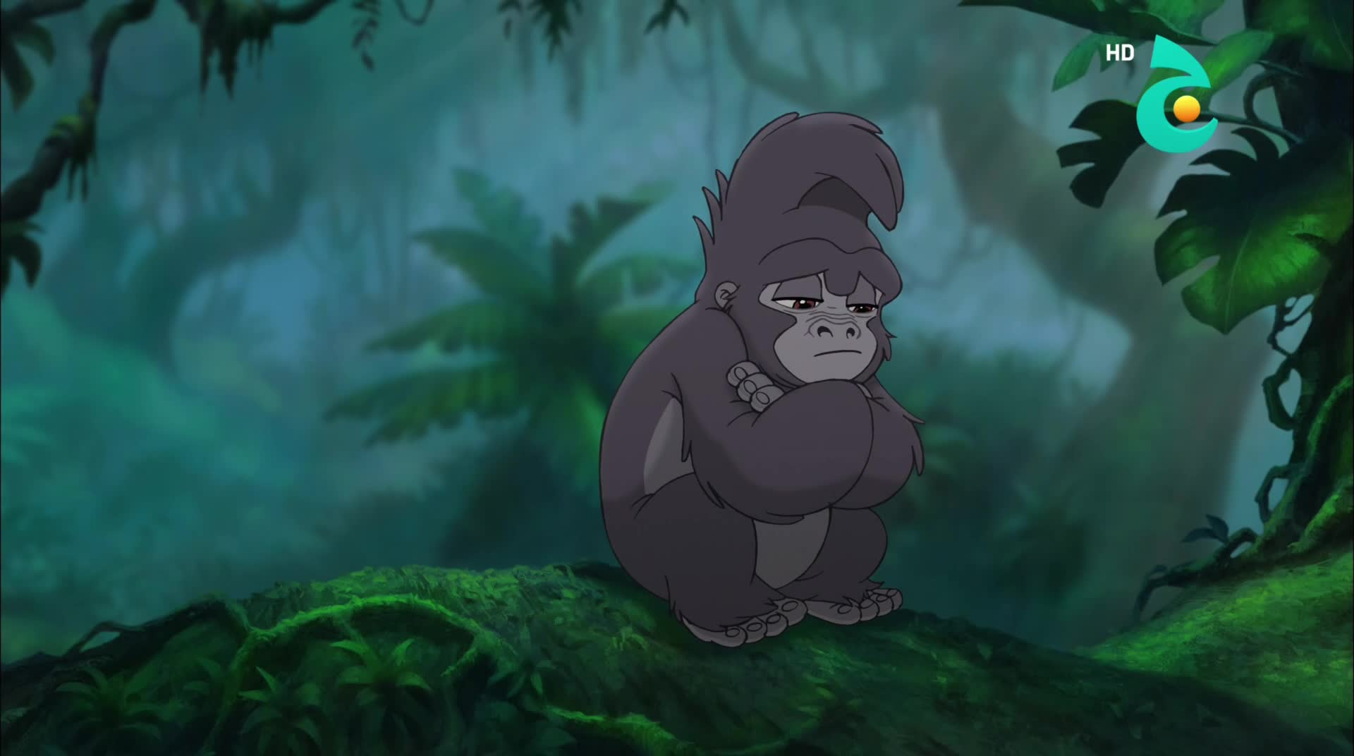 طرزان الجزء الثاني Tarzan II (2005) HDTV 1080p تحميل تورنت 7 arabp2p.com