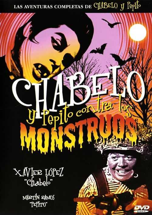 Chabelo y Pepito Contra Los Monstruos (1973) (Dvd5)