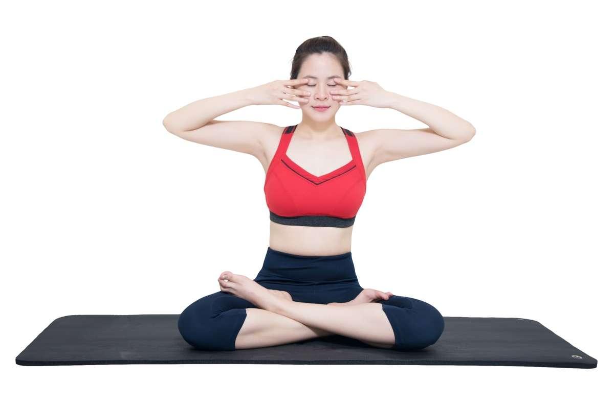 Tập thể dục để trị rụng tóc