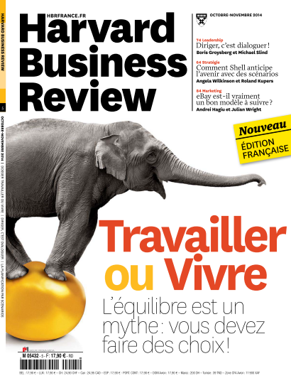 Harvard Business Review France 5