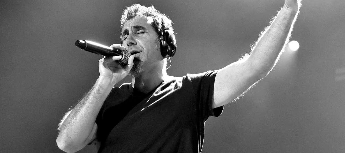 Serj Tankian elege os 10 álbuns que mudaram a sua vida