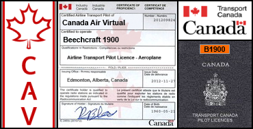 Beechcraft 1900 Certification Flight