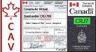CRJ7 Certified