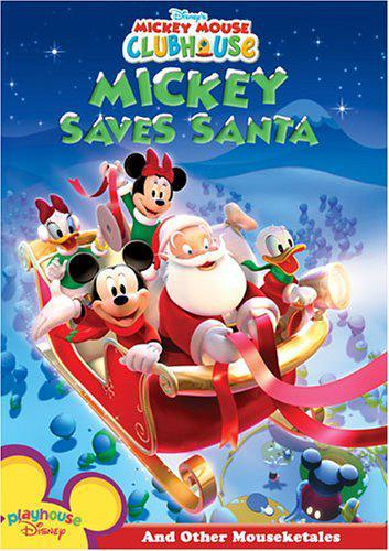 Mickey Saves Santa