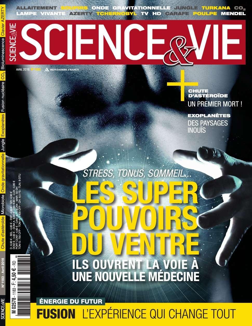 Science & Vie 1183 - Avril 2016