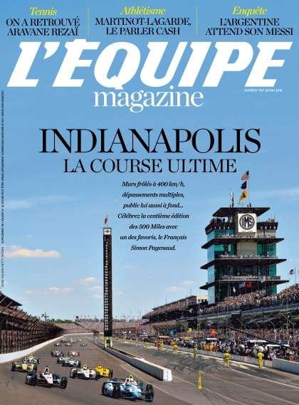L'Equipe Magazine - 28 Mai 2016