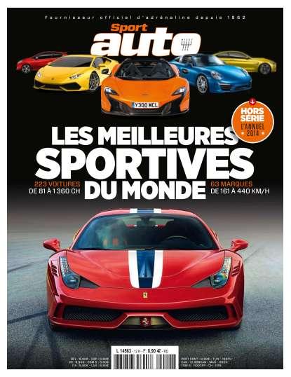 Sport Auto Hors-Série - L'annel 2014