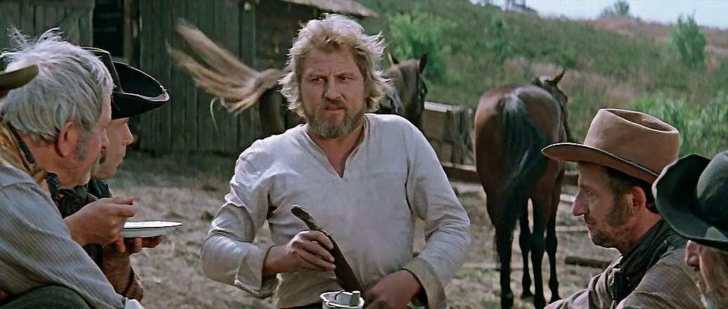 Apačiai / Apachen (1973)